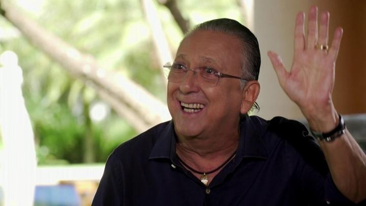 Galvão Bueno negou aposentadoria e saída da Globo