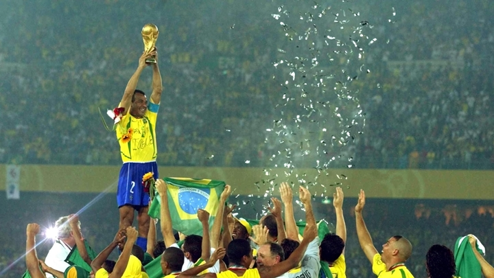 Globo vai exibe final da Copa do Mundo de 2002, vencida pelo Brasil. (Foto: Divulgação)