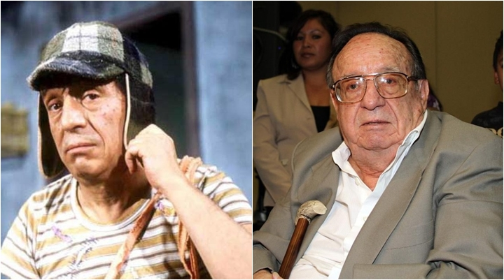 Roberto Bolaños foi criador e estrela da série Chaves. (Foto: Montagem/Reprodução)