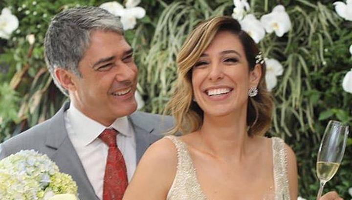 Natasha Dantas e esposa de William Bonner. (Foto: Divulgação)