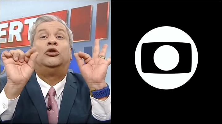 Sikêra Junior abriu o jogo e revelou estratégia da Globo. (Foto: Reprodução/Globo)