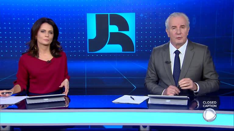 Jornal da Record teve crescimento na audiência após mudança de horário (Foto: Reprodução)