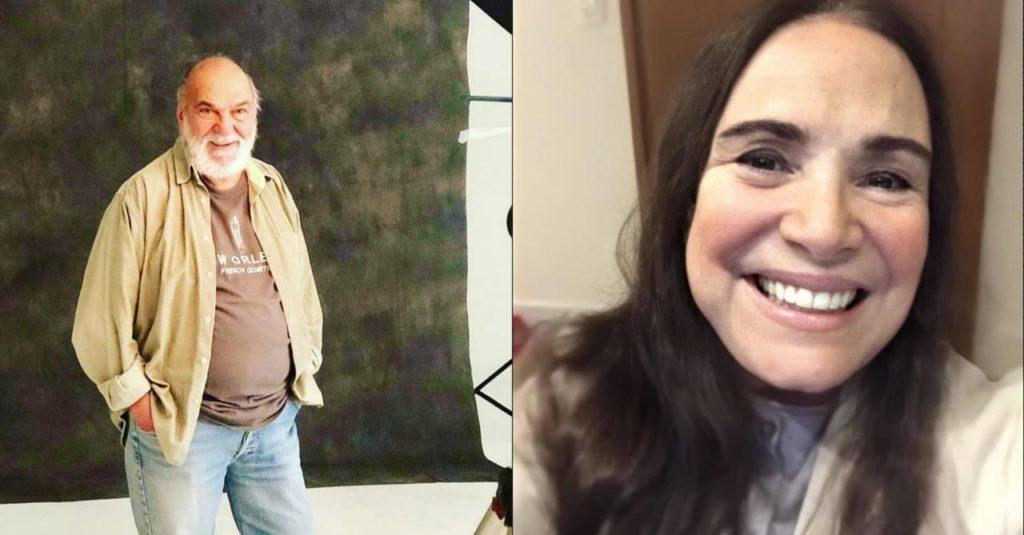 Lima Duarte faz críticas a atual secretária da cultura Regina Duarte (Foto: Reprodução/Instagram)