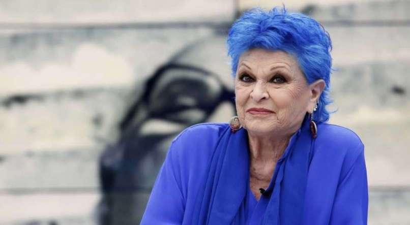 Lucia Bosè morreu aos 89 anos de idade (Foto: Reprodução)