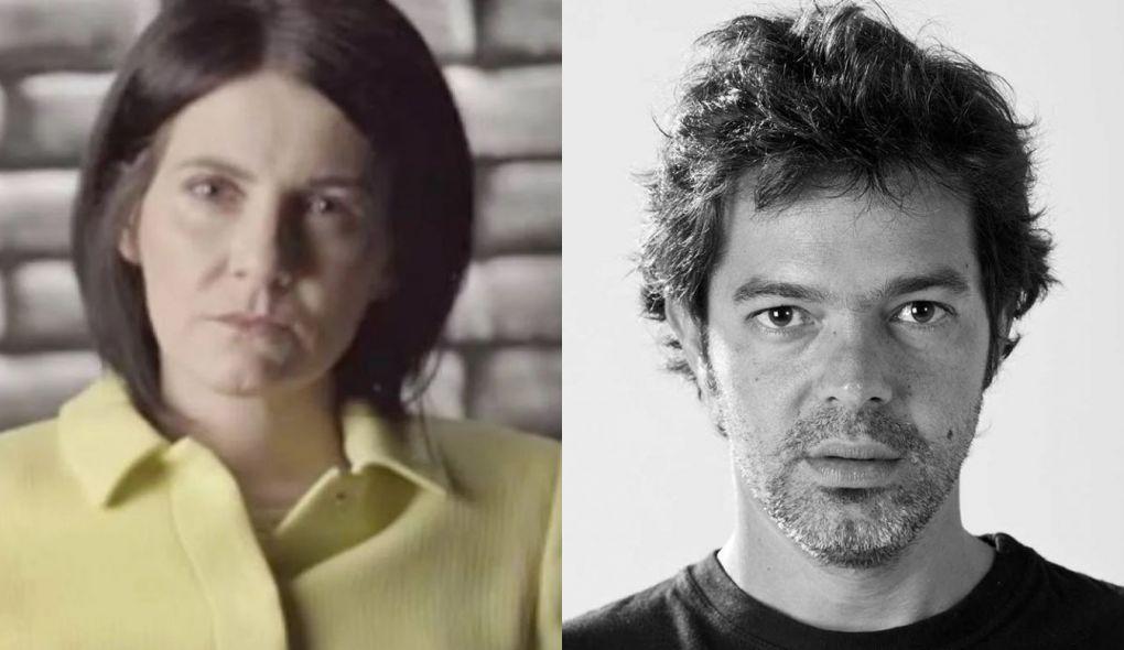 Maga di Paula e Bruno Mazzeo (Foto: Montagem/TV Foco)