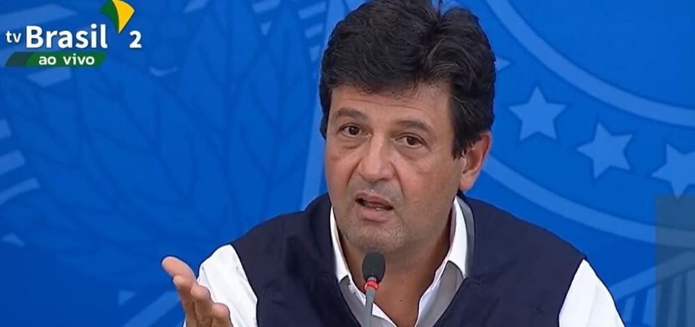 Mandetta se desculpa com a Globo e Jornal Nacional