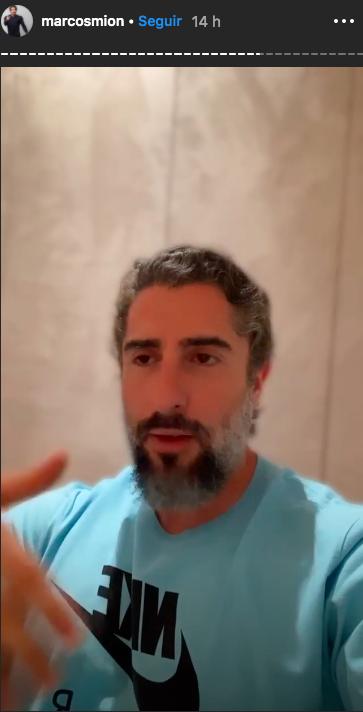 Marcos Mion fala sobre polêmica com Roberto Justus (Foto: reprodução/Instagram)