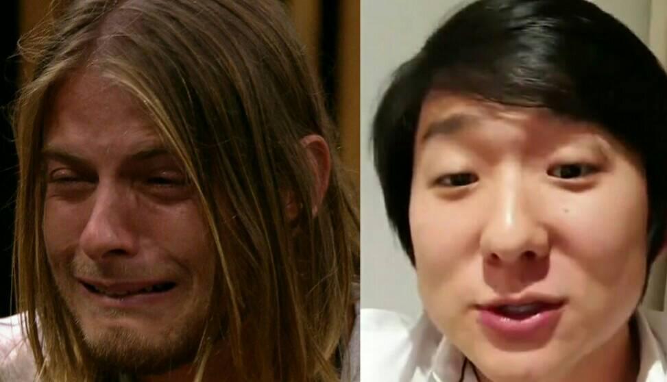 Pyong Lee defende Daniel e condena atitude de público (Foto: Reprodução/Montagem)