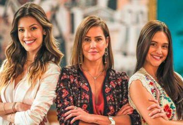 Salve-se Quem Puder acerta na escolha das protagonistas na Globo (Imagem: Divulgação)