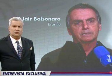 Sikêra Jr, Jair Bolsonaro