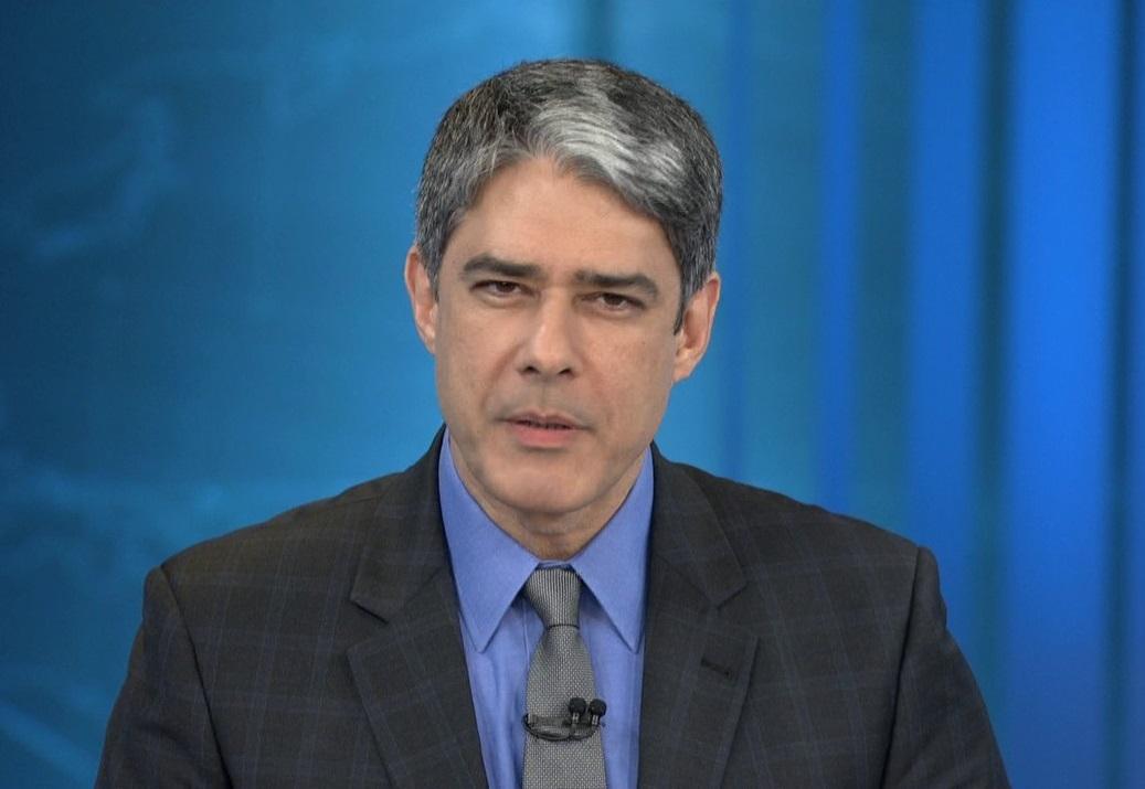 William Bonner leu nota da Globo sobre o caso da prisioneira Suzy