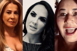 Zilu, Graciele Lacerda, Cleo Loyola