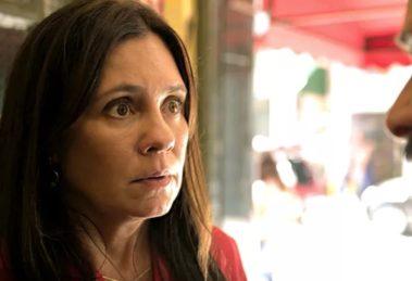 Adriana Esteves revelou os próximos passos de Thelma em Amor de Mãe - Foto: Reprodução