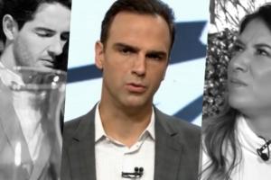 """Pato teve sua """"maldição"""" abordada recentemente no Fantástico e Rebeca Abravanel foi envolvida (Foto montagem: TV Foco)"""