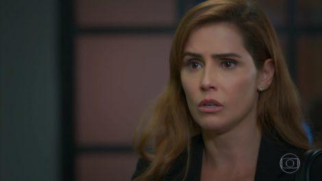 Alexia (Deborah Secco) em Salve-se Quem Puder (Foto: Reprodução/Globo)