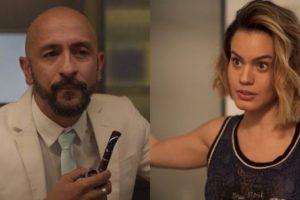 Amor de Mãe, Álvaro manda matar Estela novamente (Montagem: TV Foco)
