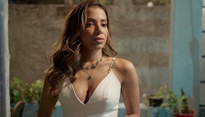 Anitta durante participação em Amor de Mãe; cantora já esnobou autor e novela da Globo (Foto: Reprodução/Globo)