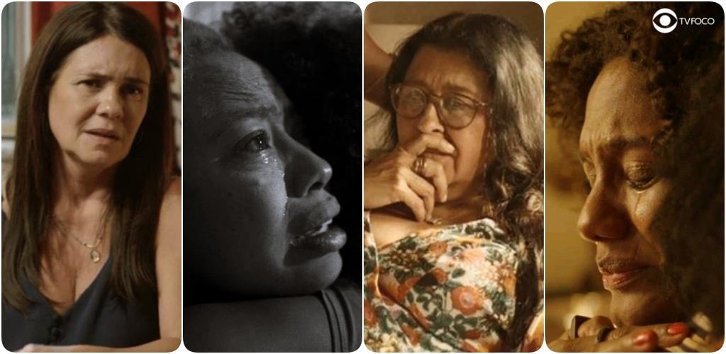 Camila, Rita, Thelma e Lurdes são as personagens de Amor de Mãe