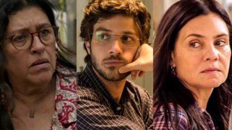 Reviravolta em Amor de Mãe traz verdadeiro Domênico e revela grande vilã da trama (Montagem: TV Foco)