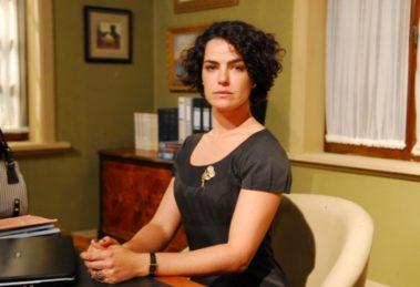 Ana Paula Arósio não era tão querida por colegas (Foto: Divulgação/TV Globo)