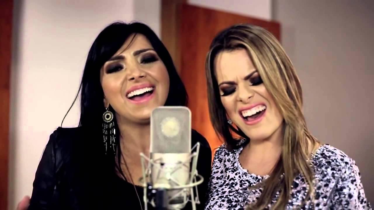Ana Paula Valadão e Eyshila eram amigas (Foto: Reprodução/YouTube)