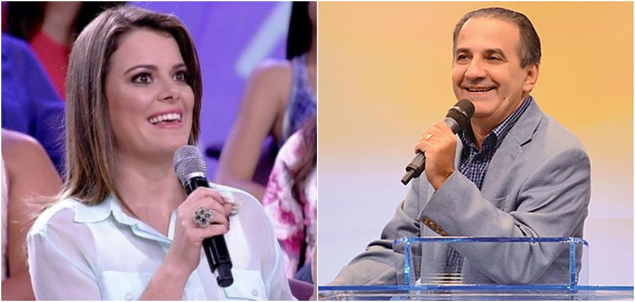 Ana Paula Valadão e Silas Malafaia trocaram farpas nas redes sociais (Reprodução)