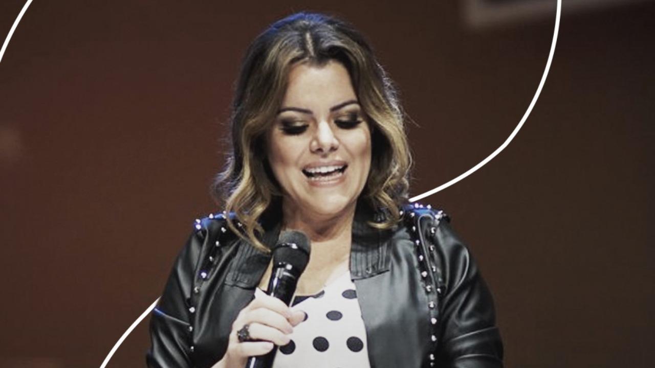 Ana Paula Valadão é a líder do Diante do Trono (Foto: Reprodução/Instagram)