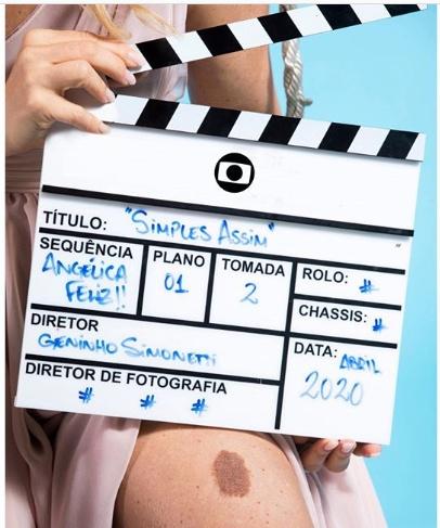 Angélica estreia 'Simples Assim' em 11 de abril na Globo (Foto: Reprodução)