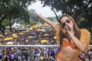 Anitta lotou show no Ibirapuera - Foto: Reprodução