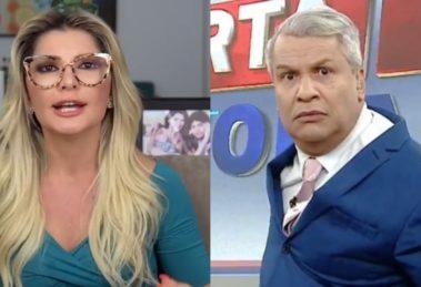 Antonia Fontenelle se mostrou grande fã de Sikêra Jr (Foto: Reprodução/Instagram/RedeTV!/Montagem TV Foco)