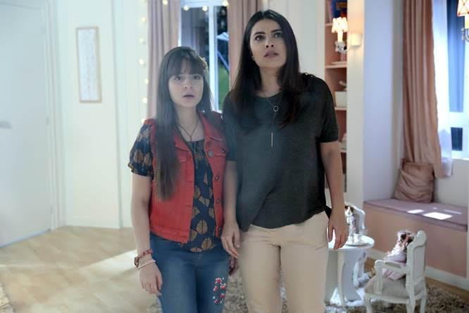 Luisa e Poliana ignoram regras de Pendleton na trama de As Aventuras de Poliana