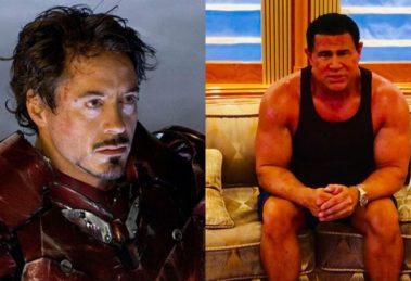 Ator de Homem de Ferro é preso por vender cura para o coronavírus (Foto: Reprodução)