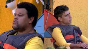 Prior e Babu tiveram novo desentendimento no BBB20 - Foto: Reprodução