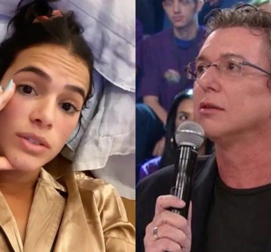 BBB20: Bruna Marquezine expôs fraude na votaçao (Foto: Montagem TV Foco)