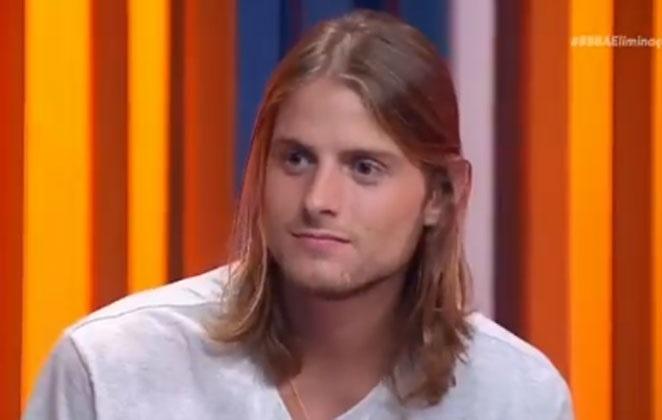 BBB20: Daniel se assume bissexual em programa do Multishow (Foto: reprodução/Globosat)