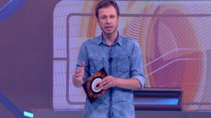 Tiago Leifert é o apresentador do BBB20 - Foto: Reprodução