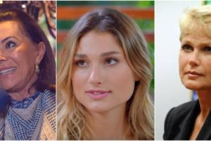 Beth Szafir minimizou atrito com Sasha e fez elogios à Xuxa (Reprodução)