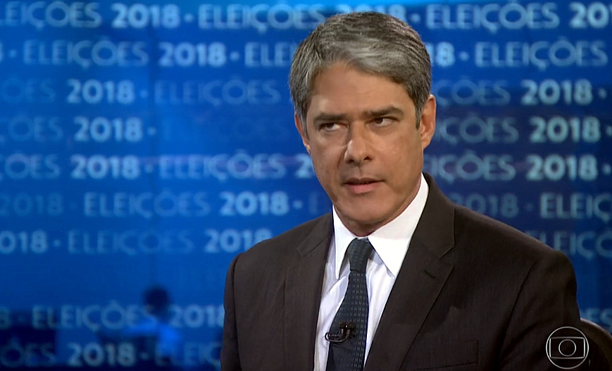 William Bonner - Jornal Nacional