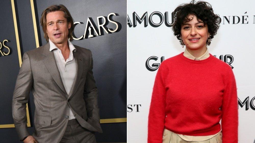 Alia Shawkat pode ser o novo amor de Brad Pitt (Foto: Reprodução)