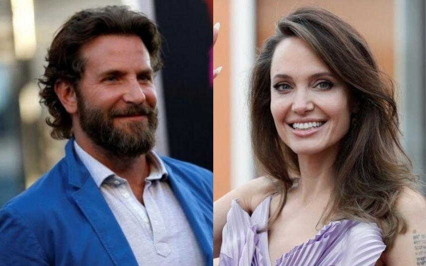 Bradley Cooper e Angelina Jolie podem estar juntos (Foto: Reprodução)