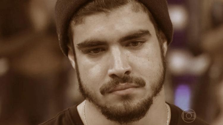 Caio Castro guarda um segredo devastador em sua vida (Foto: reprodução)
