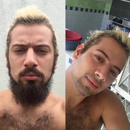 O jornalista da Globo, Cartolouco (Reprodução)
