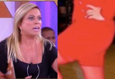 Christina Rocha surge sensual e deixa fãs enlouquecidos (Foto: Reprodução)
