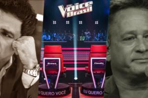 Zezé Di Camargo foi envolvido em escândalo com Leonardo e outro cantor (Foto montagem: TV Foco)