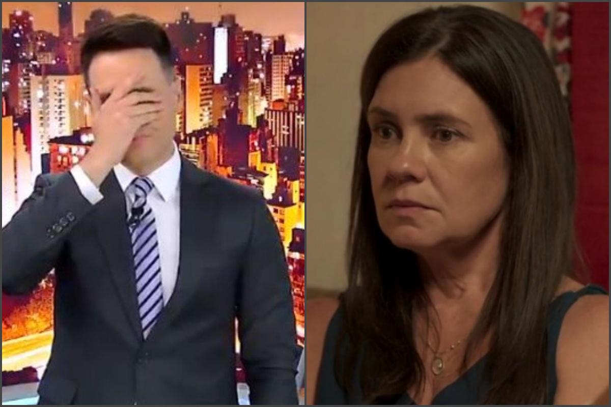 Luiz Bacci não desempenha bem com 'Plantão do Coronavírus' e Amor de Mãe não supera JN (Foto: Reprodução)