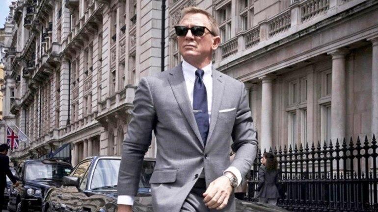 Daniel Craig, o 007, revela que não vai deixar sua herança para seus filhos (Foto: Reprodução)
