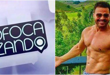 Eduardo Costa negou doação de R$ 2,5 mi conforme anunciado pelo Fofocalizando (Reprodução)