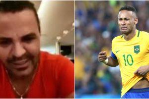 Eduardo Costa alfinetou Neymar (Reprodução)