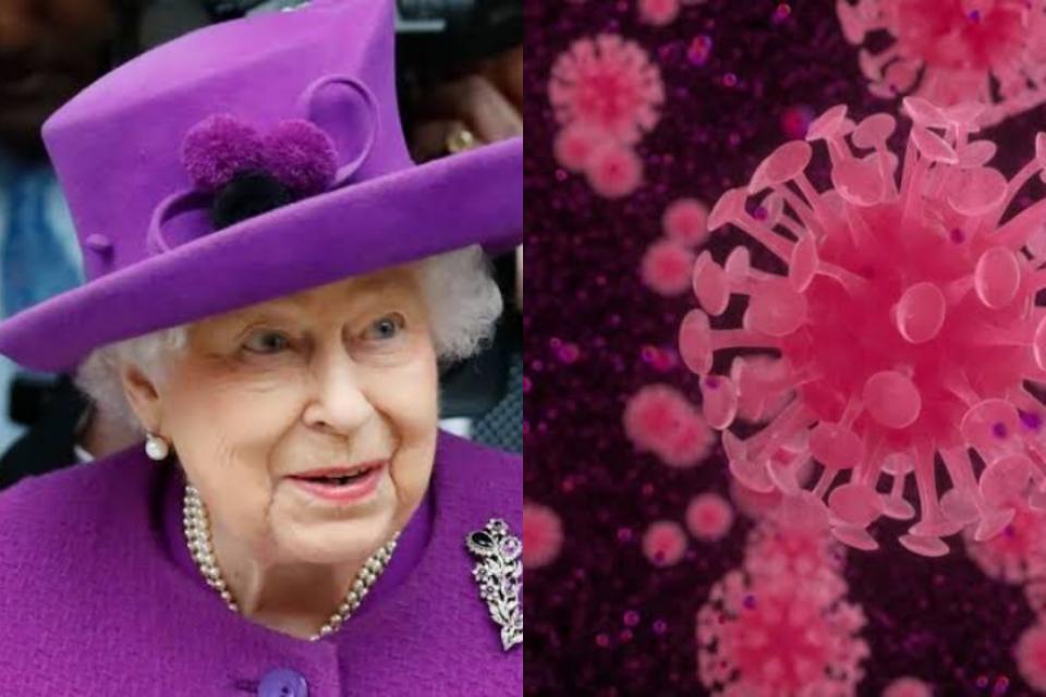 Funcionário da família real contrai coronavírus e preocupação toma conta (Foto: reprodução)