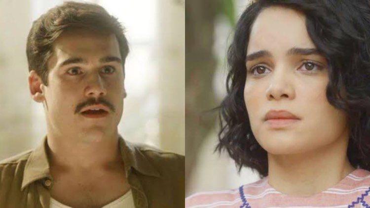 Em Éramos Seis, Alfredo volta para São Paulo e descobre filho com Ines (Montagem: TV Foco)